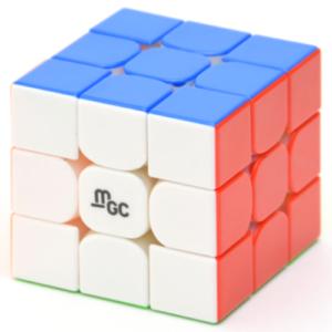 3×3 YJ MoYu MGC Magnetic v2 Stickeless