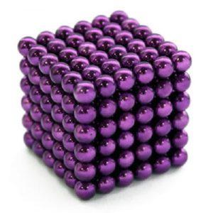Неокуб Фиолетовый 5мм