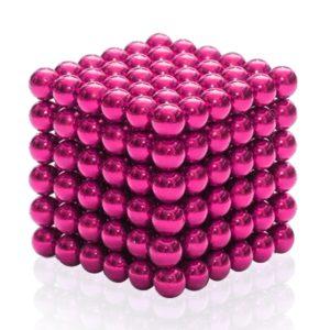 Неокуб Розовый 5мм