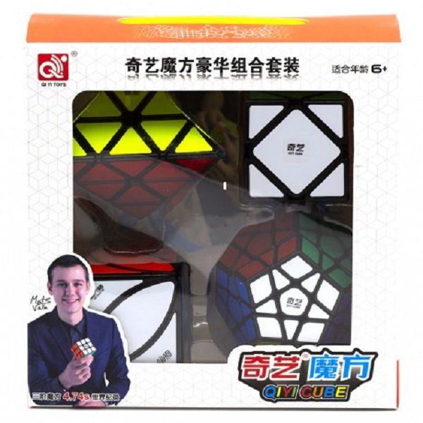 Set 4 в 1 QiYi MoFangGe