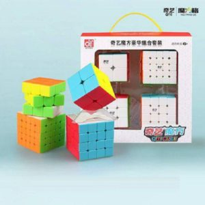 2×2-5×5 QiYi Luxurious Set Stickerless
