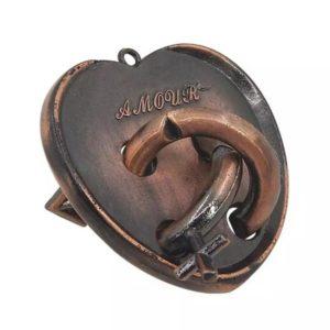 Unlock love lock
