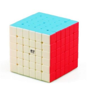 6×6 Qiyi QiFan Stickerless