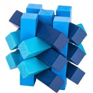 Blue Oblique 15 Locks