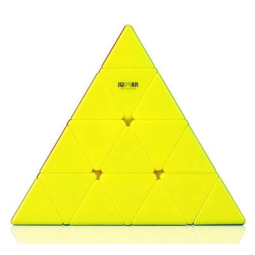 MoFangGe Master Pyraminx 4×4 Stickerless