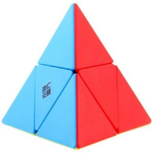 Moyu Pyraminx Jinzita 2×2 Stickerless