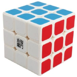 3х3 Moyu Yulong ( Белая основа )