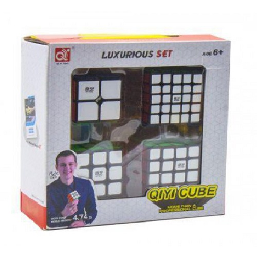 2×2-5×5 QiYi Luxurious Set (смазка в подарок)