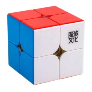 2×2 MoYu WeiPo WR Magnetic Stickerless
