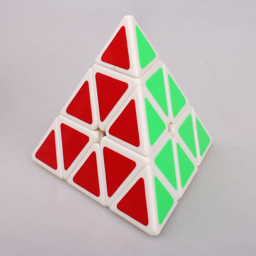 Pyraminx MoYu Jinzita ( Белая основа )