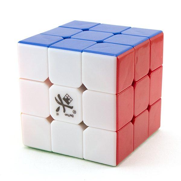 3х3 Dayan 5 Zhanchi Stickerless