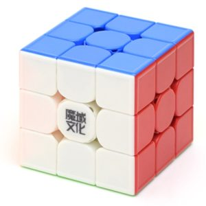 3×3 MoYu Weilong WR 3.47 Magnetic Stickerless