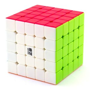 5×5 QiYi MoFangGe Qizheng Stickerless