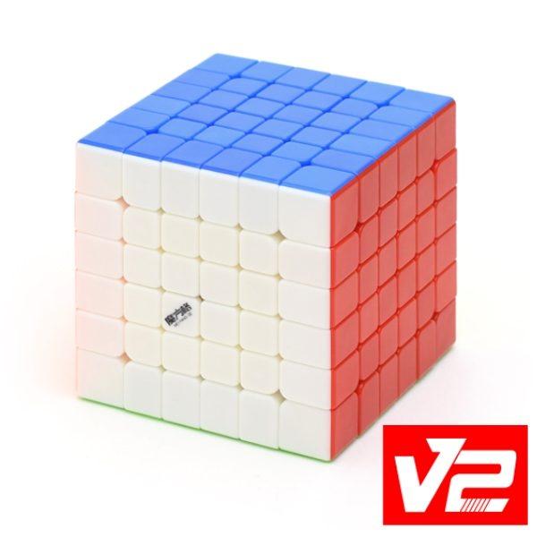 6×6 MoFangGe WuHua v2 Stickerless