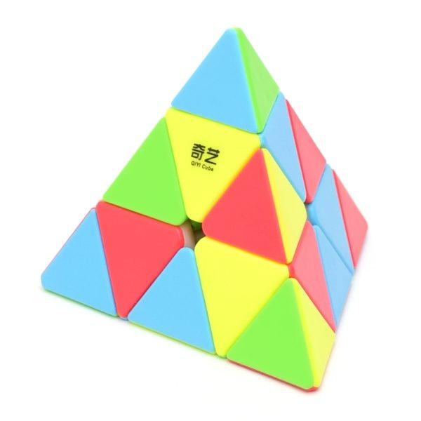 QiYi Pyraminx QiMing Stickerless
