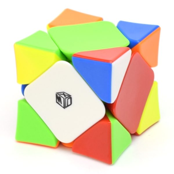 QiYi X-Man Magnetic Skewb Wingy Stickerless