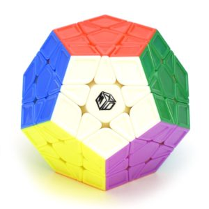 QiYi Megaminx Sculptured
