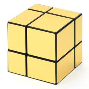 Зеркальный кубик 2х2 | Gold