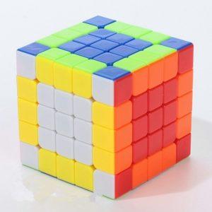 Кубик Рубика 5х5  Cyclone Boys G5 colour