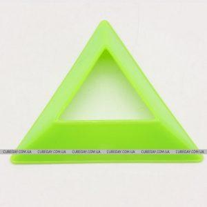 Зелёная подставка