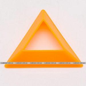 Оранжевая подставка