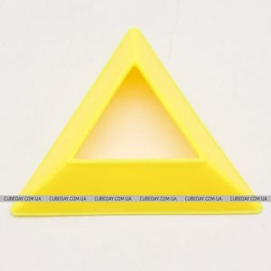 Жёлтая подставка