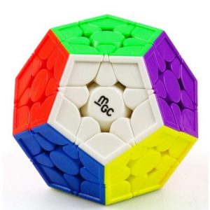 YJ MGC Megaminx Magnetic Stickerless